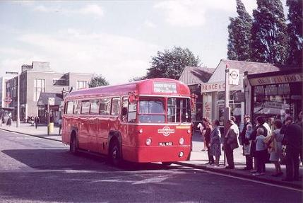 RF315 at Harrow on the Hill