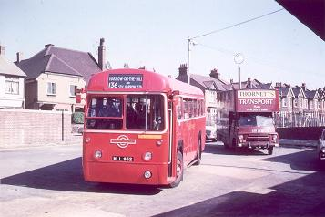 RF315 - South Harrow?