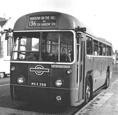 RF421 at Harrow on the Hill