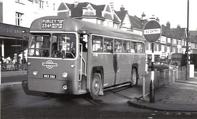 RF404 in Purley