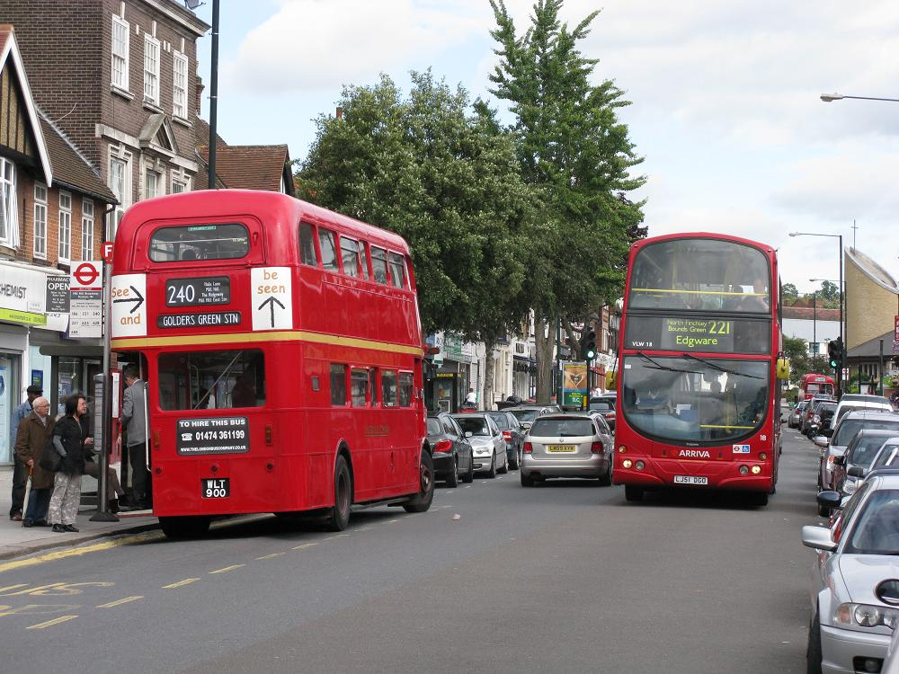 Volvo Edgware Road Metroline West Wright Eclipse Gemini 2