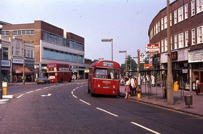 Morden in the long hot summer of 1976