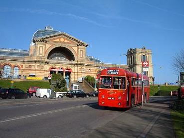 RF486 at Alexandra Palace